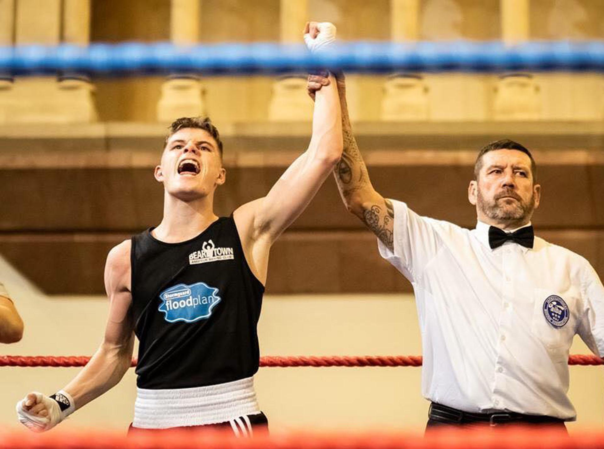 Beartown Boxing Show